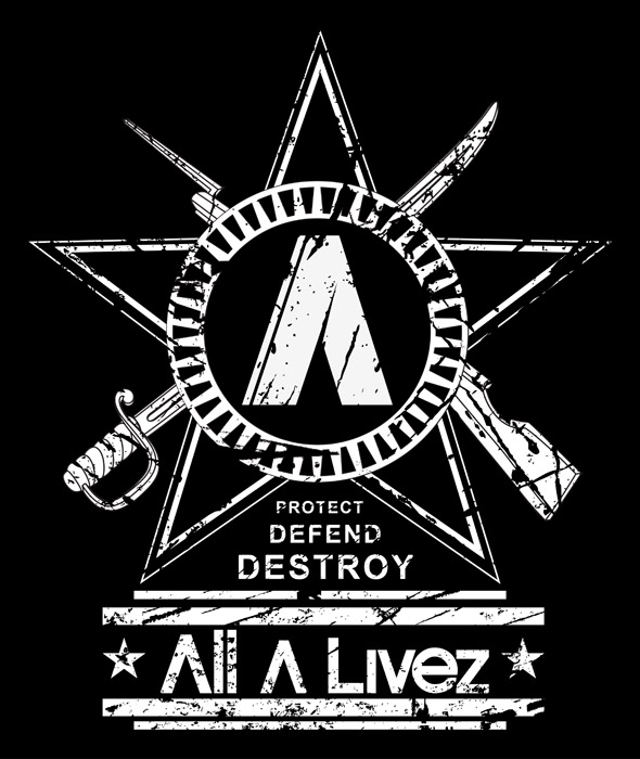 Allalivez DDP T-shirt