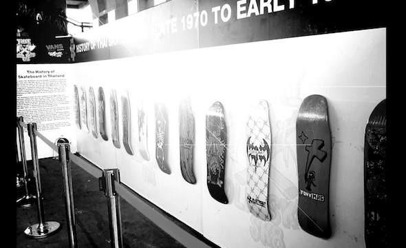 งาน Vans Go Skateboarding Day 2012