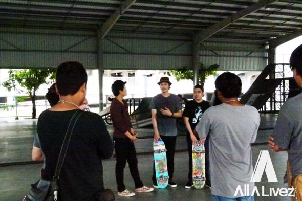 Wake Club x All Alivez