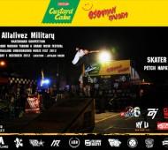 ภาพบรรยากาศงาน Allalivez Military Skateboard Competition at ARGHH WARGHH YARGHH 6