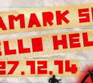 HUAMARK SK8 HELLO HELL Party