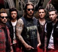 Avenged Sevenfold World Tour 2015 in Bangkok