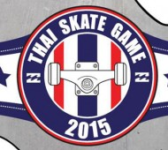 Thai SKATE Game 2015