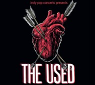 The Used live in Bangkok 2015
