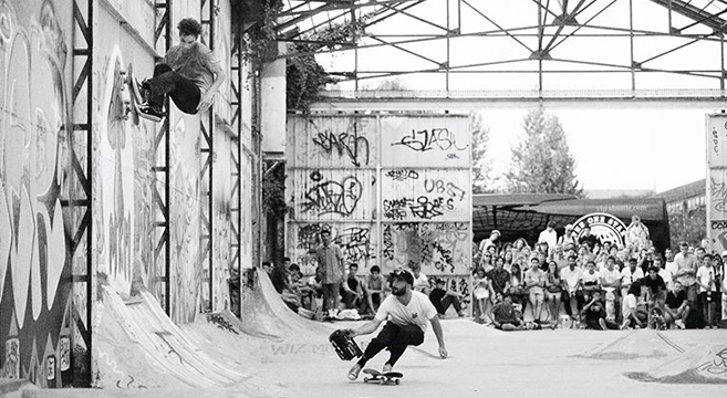 Converse CONS presents The One Star World Tour Bangkok video premiere