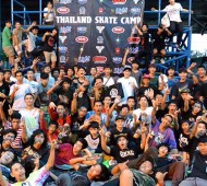 Singha Thailand Skateboard Camp 2016