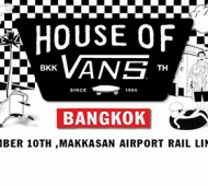 House Of Vans Bangkok