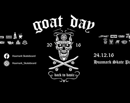 Huamark Goat Day 2016