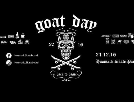 Huamark Goat Day 2016