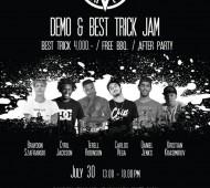 DEMO & BEST TRICK JAM