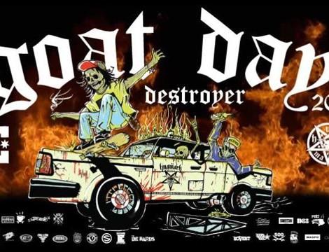 Goat Day 2017 - Destroyer