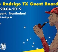 Preduce Rodrigo TX Guest Board Launch